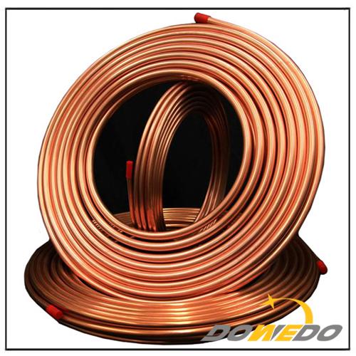 Insulation Copper Pipe Coil
