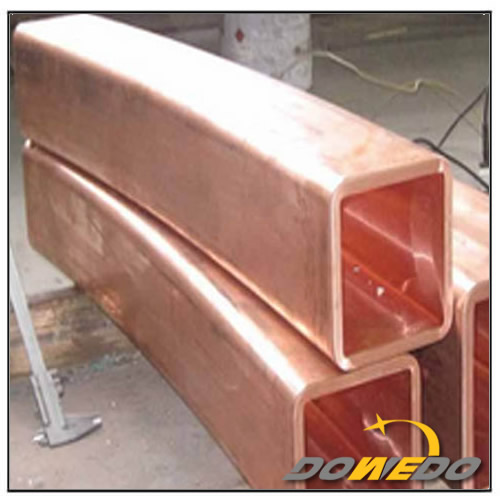 Square Copper Mould Tube