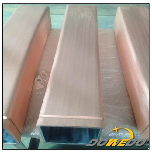 Square Copper Tubes