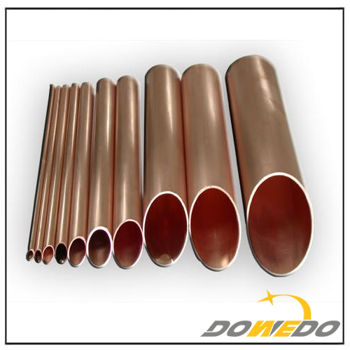 Copper Oval Pipes Supplier