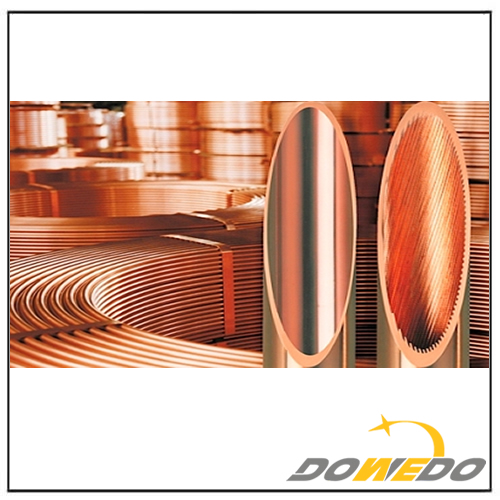 Oval Copper Tube Copper Pipe