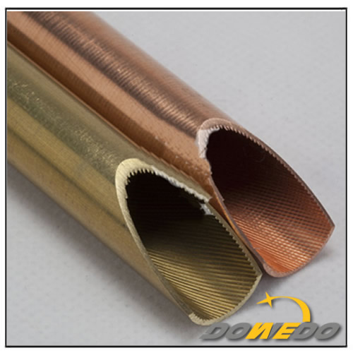 Straight Copper Inner Grooved Tube Pipe