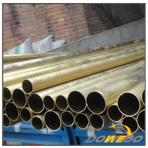 Hollow Brass Tubing Pipe
