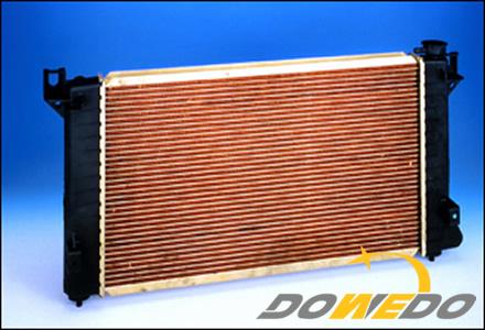 brazed copper-brass radiators