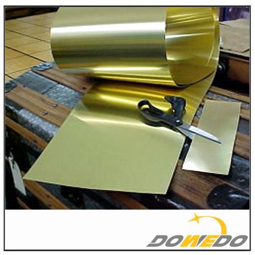 Brass Rolls Plates Sheets Coils
