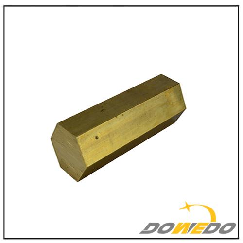 C360 Brass Hex Bar