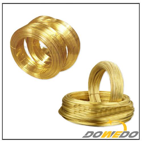 Coil Brass Wire