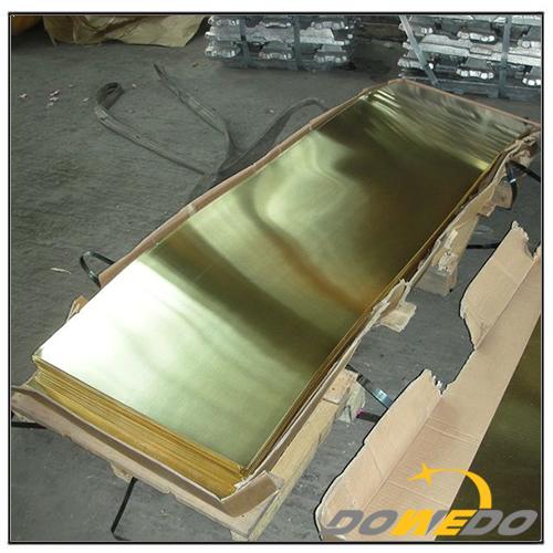Polished Brass Sheet Plate