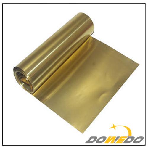 Brass Foil Sheet