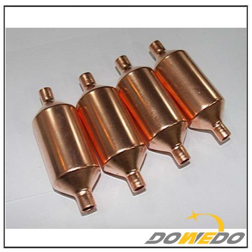 Copper Refrigerator Filter Drier for Refrigeration System