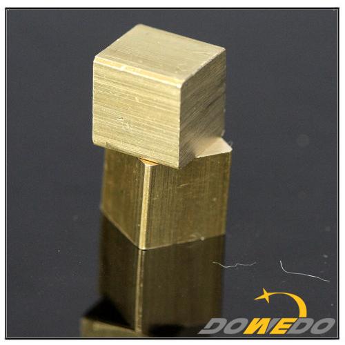 Cube Brass