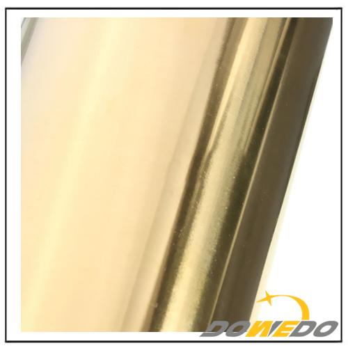 Foil Brass Sheet Tape