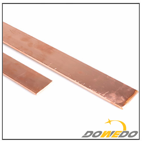 Copper Plated Steel Flat Bar for Grounding System