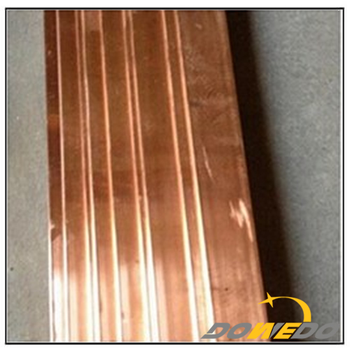 Pure Copper Metal Flat Rods