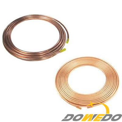 Refrigeration Copper Tubing Coil