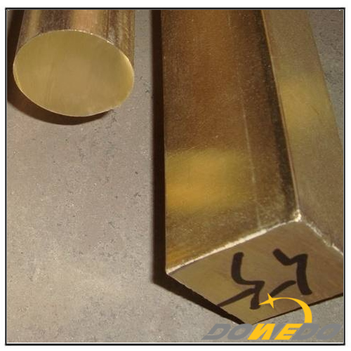 Round Square Brass Rod