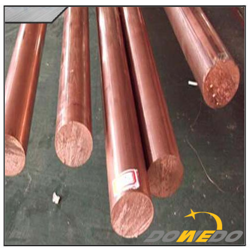 Copper Bullion Rods