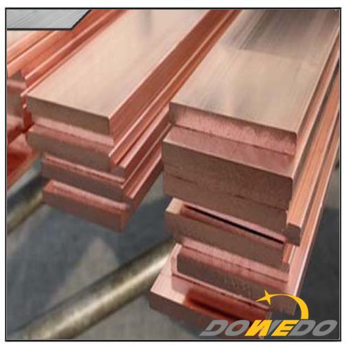Flat Copper Alloy Bar