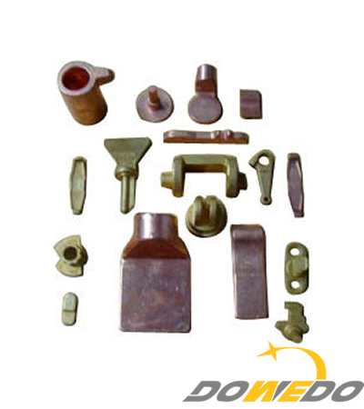 Copper Electrical Parts