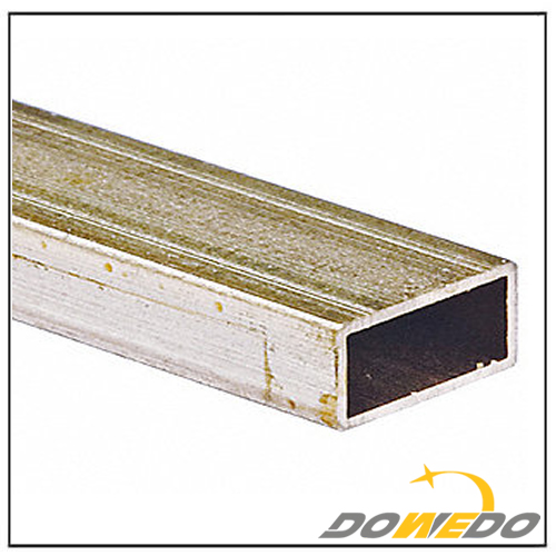Alloy Brass Rectangular Tubing