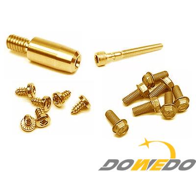 Brass Metric Fasteners Fittings