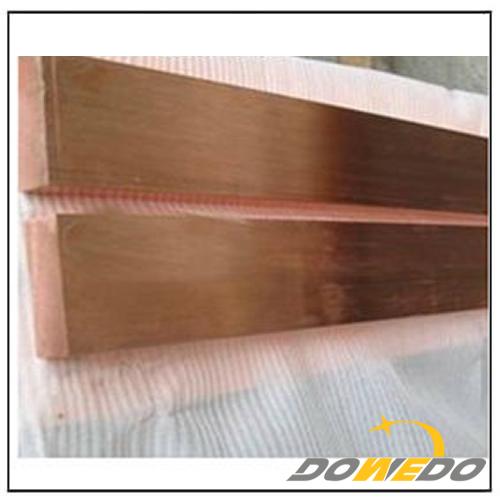 Copper Flat Rods