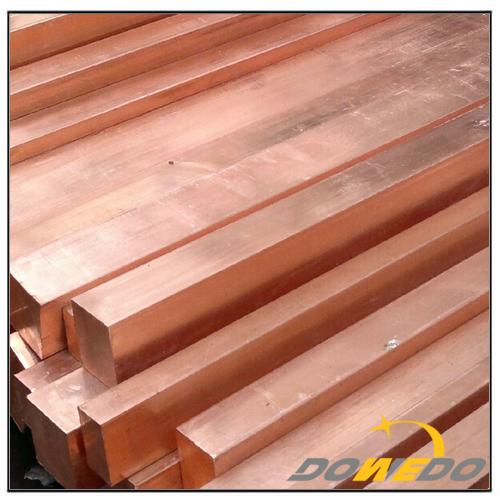 Copper Square Blocks