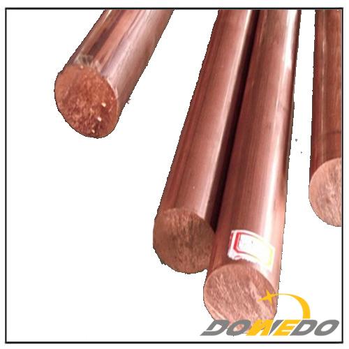 Customer Copper Rods