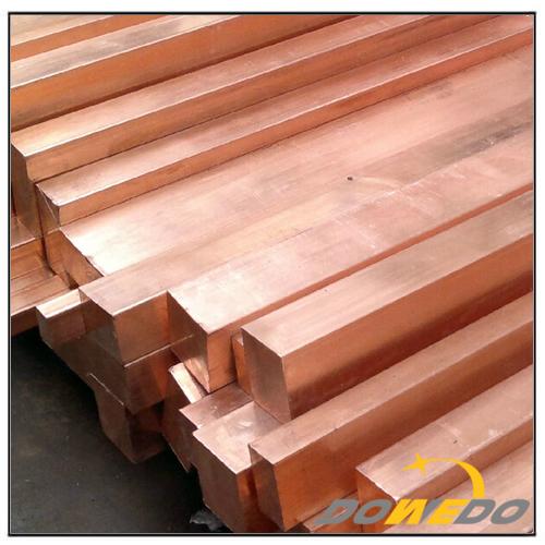 Polished Copper Blocks Bars