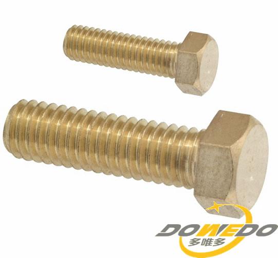 Brass Fastener Bolts