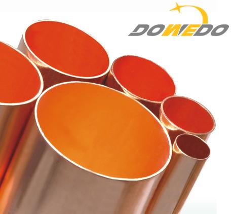 DHP Copper tubes - C12200