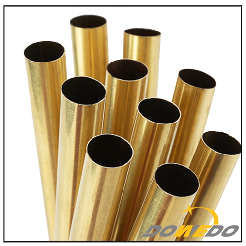 Thin-walled Brass Pipe