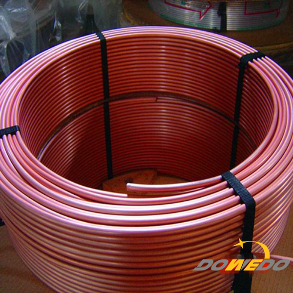 Type K Soft Coil Copper Tubing