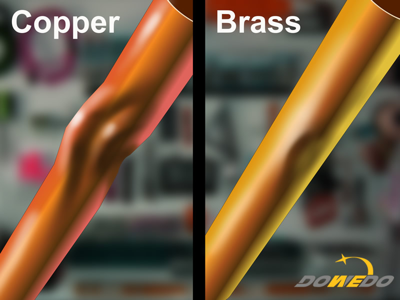 Difference Between Soldering Copper and Brass Pipes