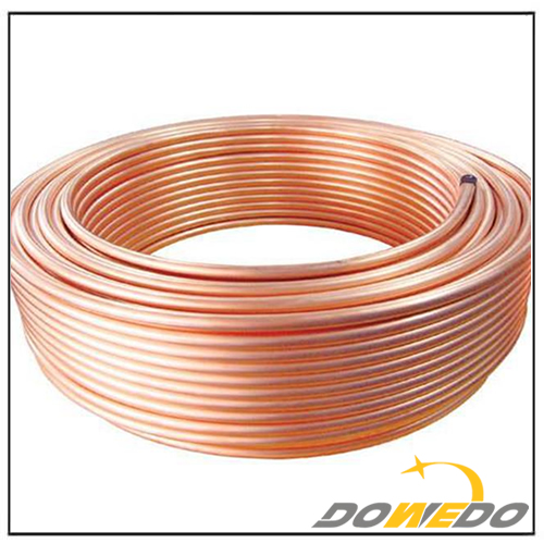 ASTM C11000 Air Conditioning Copper Tube