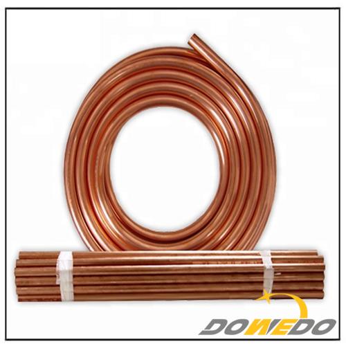 ASTM C11000 T2 Copper Tube Coil