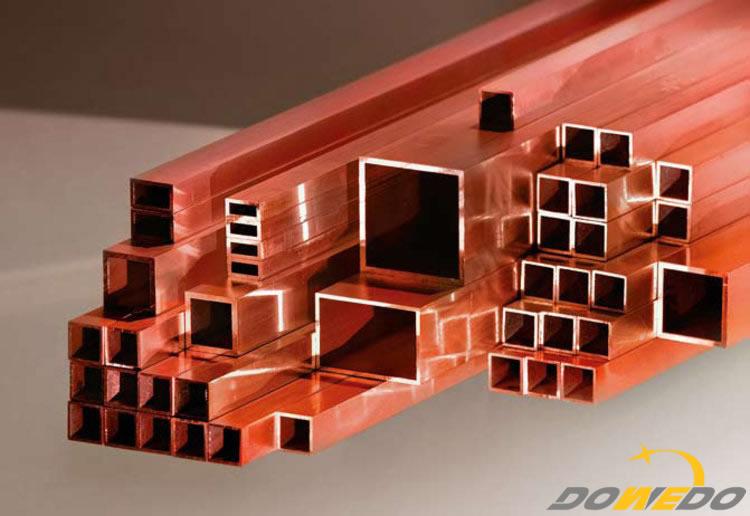 Alloy C11000 Copper Rectangle