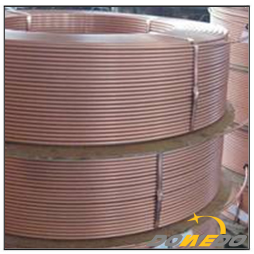 C11000 Copper Tube Pancake Coil