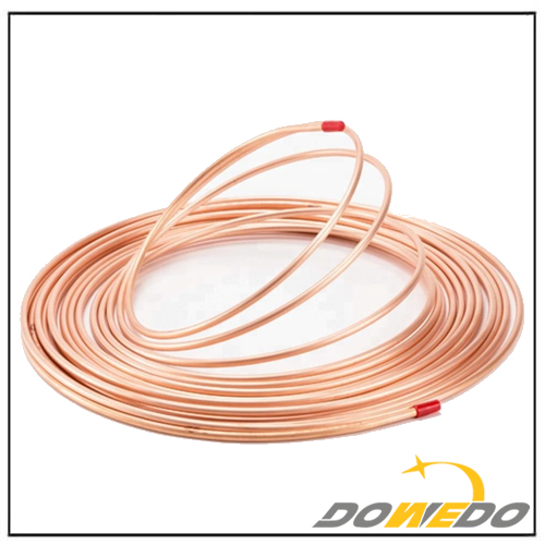 C12000 Copper Tubing for Water Heater