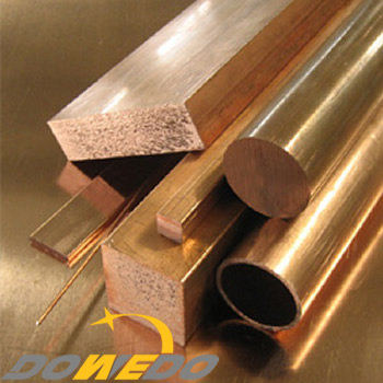 Copper Rods & Plates