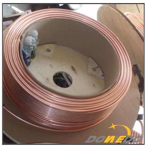 Copper Spiral Refrigeration Tubing