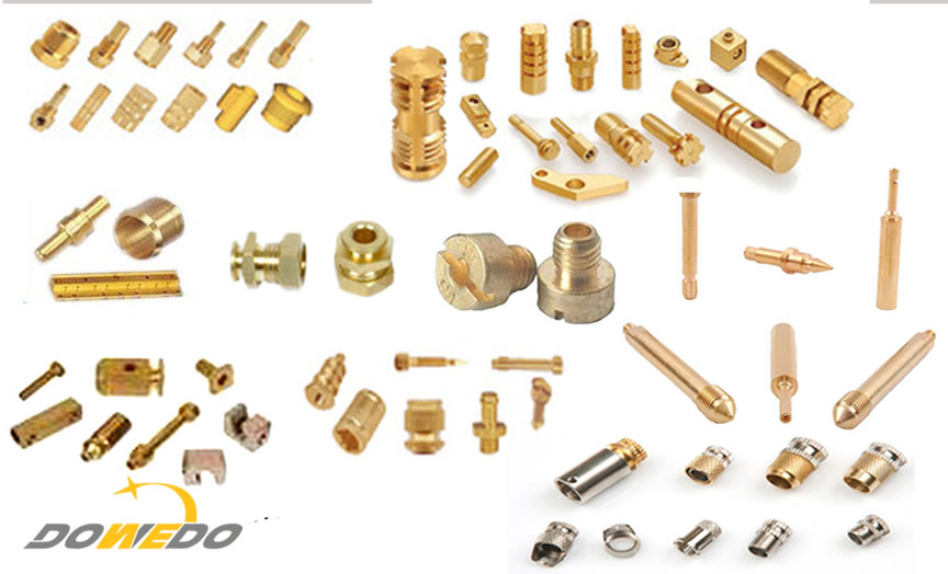 Manufacturing Metal Brass Parts And Fittings