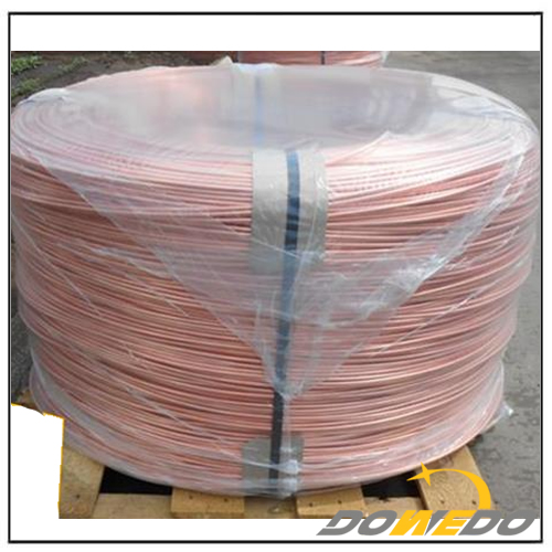 Pancake Coil Copper Pipe C11000 C10200