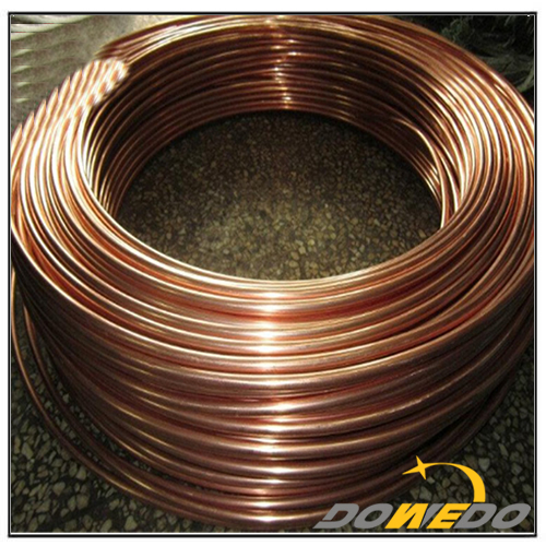 Pancake Coil Copper Pipe