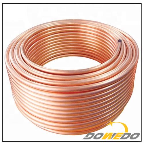 Pancake Coil Copper Tubing