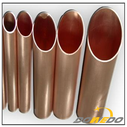 Copper Oval Tubing