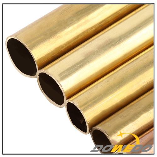 High Hardness Brass Tubes