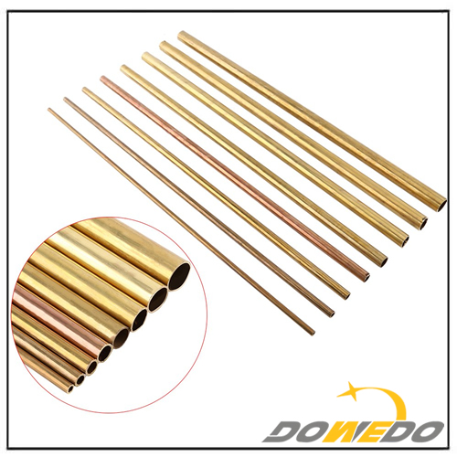 Model Building Brass Pipes