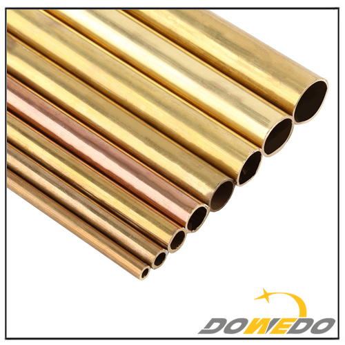 Wall Project Brass Pipes