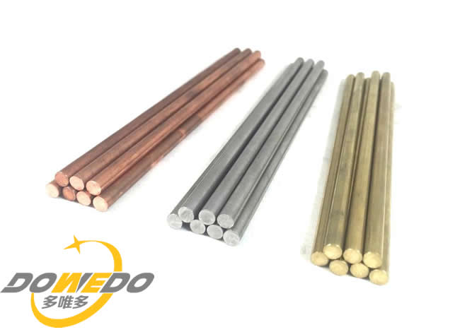Round Rod COPPER, BRASS, SS, BRONZE, NICKEL SILVER